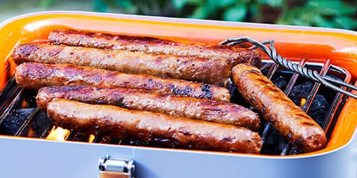Barbequed Snags