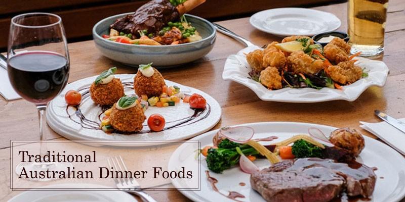 Australian Dinner Foods