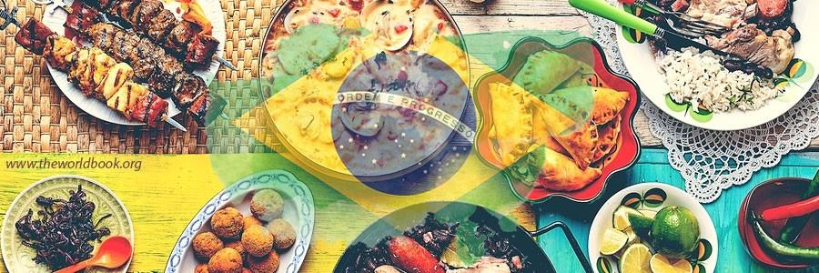 Brazilian Dinner Foods
