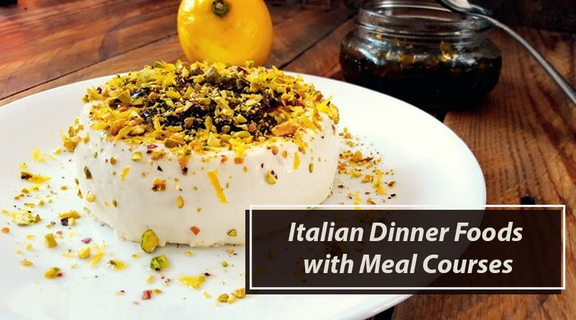 Italian Dinner Foods