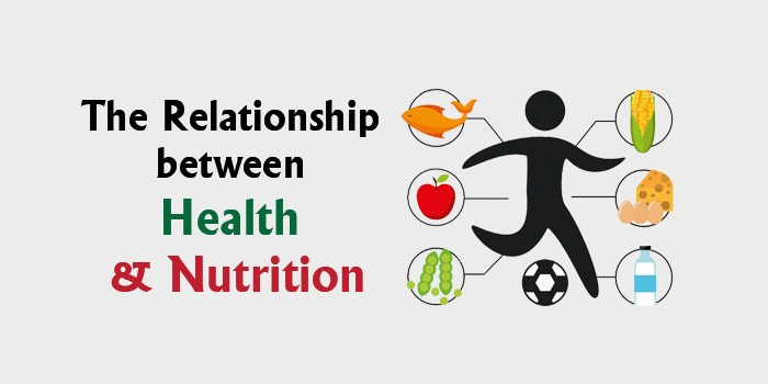relationship between health and nutrition