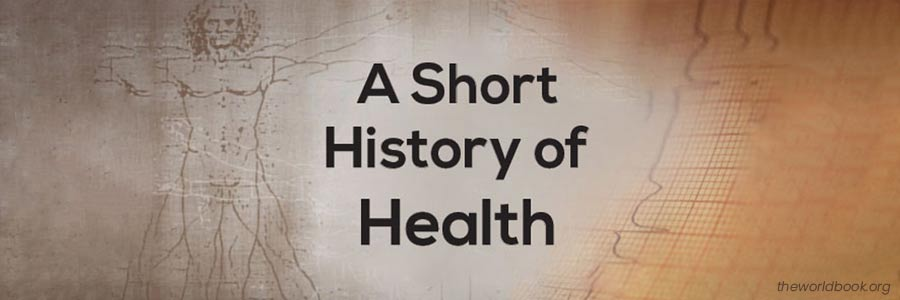 A Short History of Health Issues & Development of Medications