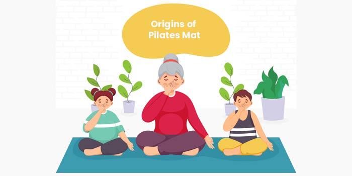 The Origins of the Pilates Mat