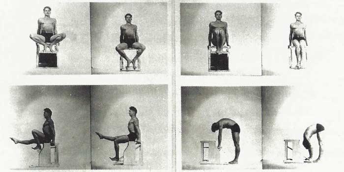 Pilates Chair as Traditional Pilates Equipment
