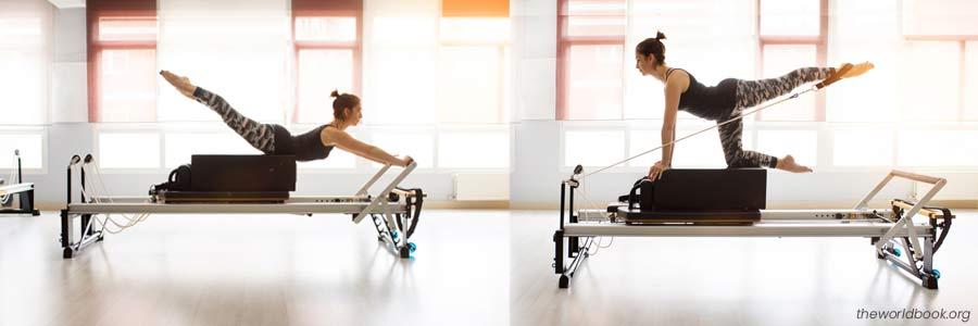 Pilates Reformer Exercises