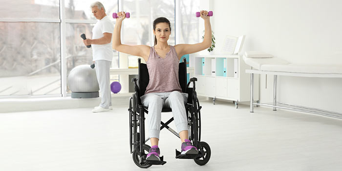 Physical Activities for Persons with Disabilities