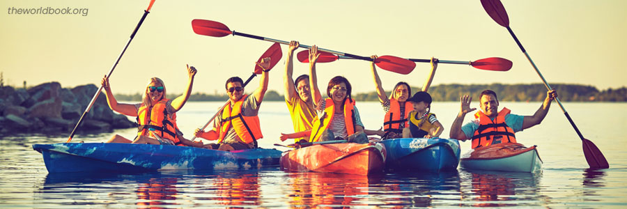 is kayaking safe for non swimmers