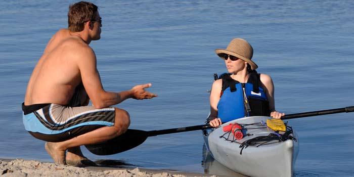 Best Kayaking Tips for Non-Swimmer
