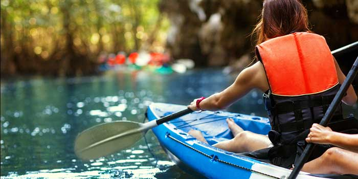 Safety Rules of Kayaking for Non Swimmers