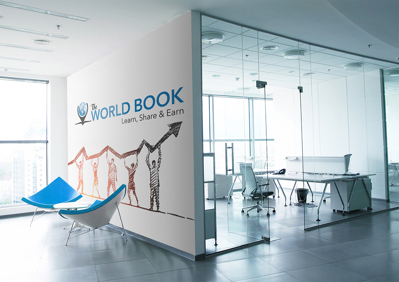 The World Book Office